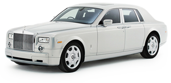rent Rolls Royce Phantom
